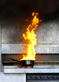 How to deal with stove top fires fire 9 prevention - Unknown uses for vegetable oil ...