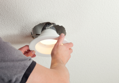 Recessed Can Light Fixtures And Fire Hazards Fire 9